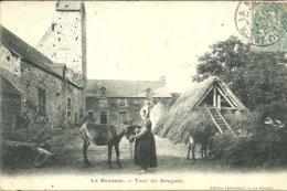 LA BOUSSAC -- Tour DuBrégain               -- Letourneur - Autres Communes