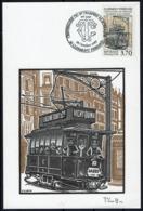 Frankreich France 1989 - Elektrische Straßenbahn - Tram - MiNr 2745 - MK - Tramways