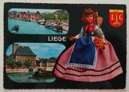 LIEGE - Multiview - Doll, Bambola, Pupée  - Vg - Liège