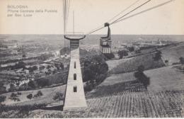 BOLOGNA-PILONE CENTRALE DELLA FUNIVIA PER SAN LUCA-CARTOLINA NON VIAGGIATA-ANNO 1925-1935 - Bologna