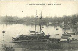 LE MINIHIC SUR RANCE  -- Cale De LA LANDRIAIS                   -- Rouxel - France