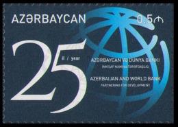 2017Azerbaijan 121925 Years Of Partnership Between Azerbaijan And The World Bank - Aserbaidschan