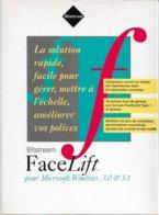 Bitstream FaceLift 2.0 Pour Windows 3.0 Et 3.1 (1992, TBE+) - Autres