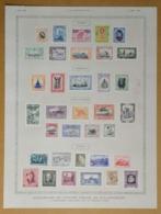 1925 Quelques Vignettes Postales (timbres) Exposition Touring Club - Monument Aux Morts De Noyon - Publicité - Publicités