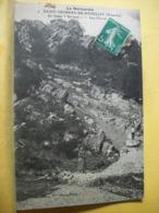 """50 7337 CPA 1912 - 50 SAINT GEORGES DE ROUELLEY. LA FOSSE """"ARTHUR"""" LES CARRIERES - Other Municipalities"""