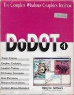 DoDot 4 Pour Windows 3.0 Et 3.1 (en Anglais - 1992, TBE+) - Autres