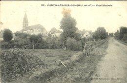 CHATILLON SUR SEICHE  -- Vue Générale                  -- Mary-Rousselière 263 - France