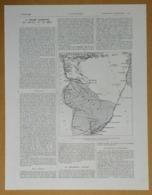1928 La Grande Randonnée De Costes Et Le Brix (Aéronautique - Aviation Tour Du Monde - Moteur Hispano-Suiza) Publicité - Reclame