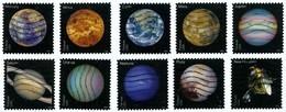 Etats-Unis / United States (Scott No.5069-78 - Views Of Our Planets) (o) Série / Set - Verenigde Staten