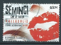 ESPAGNE SPANIEN SPAIN ESPAGNE SPANIEN SPAIN ESPAÑA 2016 CINEMA INTERNACIONAL WEEK VALLADOLID PANE ED 5094 M - 1931-Today: 2nd Rep - ... Juan Carlos I