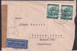Österreich - 1947 - Brief - Argentinien - 1945-.... 2. Republik