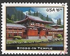 US  2018      $6.70 Temple  Used - United States