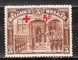 162*  Croix-Rouge - Bonne Valeur - MH* - Rousseurs - LOOK!!!! - 1918 Red Cross