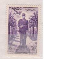 MAROC              N° YVERT     PA 81  NEUF SANS CHARNIERES     ( Nsch 01/24 ) - Luftpost