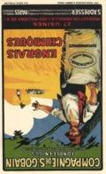 COMPAGNIE De St GOBAIN  Fondé En 1665 ENGRAIS CHIMIQUES 27 USINES RV - Publicité
