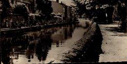 45-MONTARGIS...PECHEURS DU CANAL DE BRIARE ...CPSM PETIT FORMAT ANIMEE - Montargis