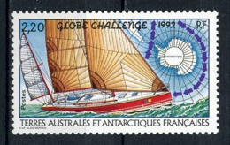 TAAF 1992  N° 165 ** Neuf MNH Superbe C 1,10 € Bateaux Voilier Course Boats Ships Sailboat Transports - Tierras Australes Y Antárticas Francesas (TAAF)