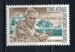 TAAF 1992 N° 167 ** Neuf MNH Superbe C 1.25 € Paul Tchernia Banquise - Tierras Australes Y Antárticas Francesas (TAAF)
