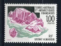 TAAF 1993 N° 173 ** Neuf MNH Superbe Minéraux Grenat Almandin Minérals Géologie - Tierras Australes Y Antárticas Francesas (TAAF)