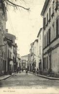 VILLENEUVE SUR LOT  Rue De Penne Animée  RV - Villeneuve Sur Lot