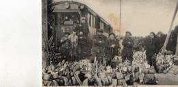 88.VOSGES // LE TRAMWAY DE LA SCHLUCHT / CAMPAGNE 1914 1915 / SUR LE FRONT - Other Municipalities