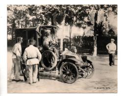 """MILITARIA . """" LA MOBILISATION . LA GARDE QUI VEILLE... """" . FICHE HISTOIRE 1914/1918 - Réf. N°23088 - - Historia"""
