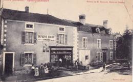 CPA - 52 - VOISEY - MAISON De Monsieur BERNARD - Maire Et Docteur - EPICERIE DENIZOT Vers 1910 édit Denizot - Otros Municipios