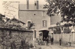 21. COTE D OR// DIJON //.FERME  DE CHATENAY // - Dijon