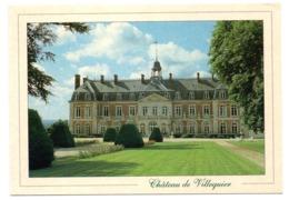 CPSM    76    VILLEQUIER             LE CHATEAU - Villequier