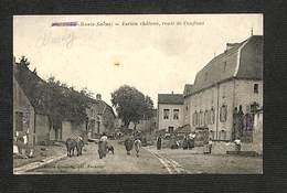 70 - MERSUAY - Ancien Château, Route De Conflans - 1918 - RARE ,#70/031 - France