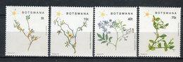 Botswana 1988. Yvert 595-98 ** MNH. - Botswana (1966-...)