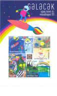 2019.Azerbaijan,Children's Drawings, S/s, Mint/** - Aserbaidschan