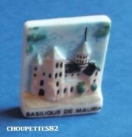 Fèves Fèves Basilique De Mauriac - Geluksbrengers