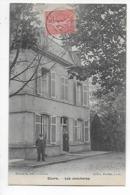 69  -  CPA  De  COURS  -  Les  Jonchères  En  1907  (  Animée  ) - Cours-la-Ville