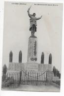 69  -  CPA  De  COURS  -  Le  Monument  Aux  Morts - Cours-la-Ville