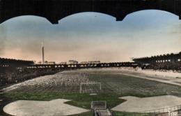 Cpsm Petit Format BORDEAUX  Stade Municipal Vue Generale  Colorisée RV - Bordeaux