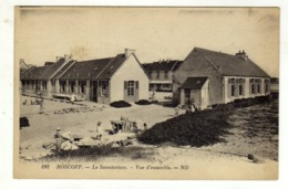 Cpa N° 122 ROSCOFF Le Sanatorium Vue D' Ensemble - Roscoff