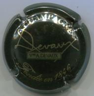 CAPSULE-CHAMPAGNE DEVAUX A N°01 Noir & Or - Champagne