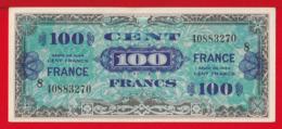 "BILLET DE 100 FRANCS "" VERSO FRANCE "" De 1944  Série 8  NEUF - Schatkamer"