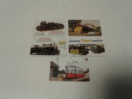 Austria - 5 Mint Private Phonecards - Oostenrijk