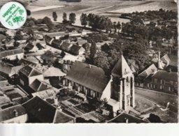 80 - Très Belle Carte Postale Semi Moderne Dentelée De WARLOY BAILLON   Vue Aérienne - France