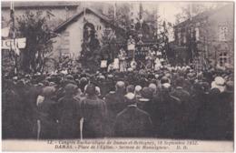 88. Congrès Eucharistique De DAMAS-ET-BETTEGNEY. Place De L'Eglise. Sermon De Monseigneur. 12 - Other Municipalities