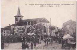 88. Congrès Eucharistique De DAMAS-ET-BETTEGNEY. L'Eglise. 11 - Other Municipalities