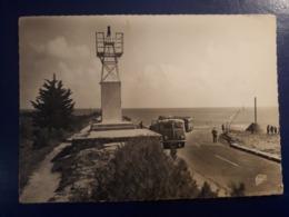 PHARE  AUTOCAR NOIRMOUTIER - Cartes Postales