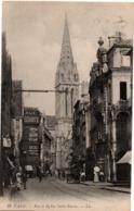 Caen - La Rue Saint-Pierre - LL 38 - Aux élégants - Seize Maison De Tailleurs De 1er Ordre - Caen