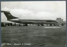 °°° Cartolina - Aeroporto Di Ciampino Viaggiata °°° - Altre Città