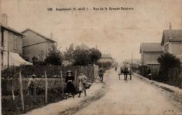Argenteuil - Rue De La Grande Ceinture - Calèche  - LPG 192 - Argenteuil