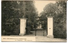 CPA - Carte Postale - Belgique -  Grembergen - Le Château (D10255) - Dendermonde