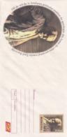 Romania 2007 Postal Stationery Cover: Speleology Caves; First World Institute Of Speleology Founder Emil Racovita - Mineralien