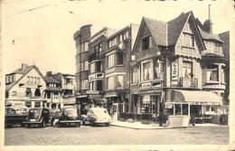 De Panne - La Panne - Sloepenlaan - Avenue Des Chaloupes (Hôtel Oldtimer, 1956) - De Panne
